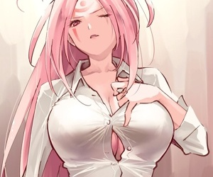 manga Guilty Gear Collection - part 11, baiken , dizzy , blowjob , big breasts  small breasts