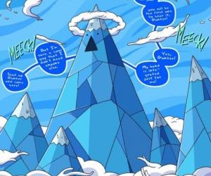 manga The Ice King Sexual Picture Show -.., breast expansion , comics