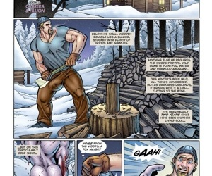 manga Deimos - Dead Of Winter 1, rape , yaoi