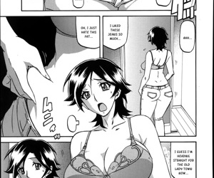 manga Omoibito, big breasts , milf