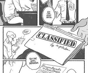manga Classified, bondage , yaoi  gay & yaoi