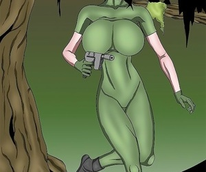 manga Green Barett – Operation Gringo, bdsm  hardcore