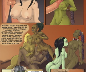 manga El Devenir de Dragonborn - part 3, aela the huntress , babette , anal , western  muscle