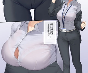 manga Business Sex Manner Shinsotsu hen, big breasts , glasses