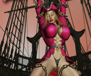 manga She Pirates 2, blowjob , bdsm
