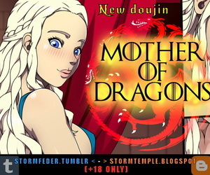 manga StormFedeR Mother of Dragons - Madre.., daenerys targaryen , western , nakadashi