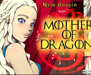 manga Mother of Dragons, daenerys targaryen , western , sole female