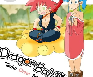 manga Dragon Ball Yamete: Goku Onna Saga, bulma briefs , son goku , western , big breasts
