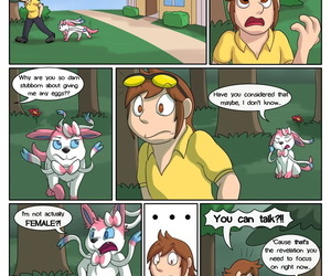 manga Breeding 101 by Dweet-Tea, rockruff , sylveon , western , pokemon