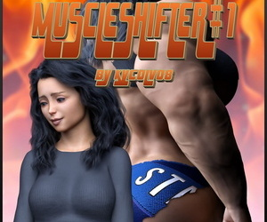 manga Kycolv08 – Muscleshifter, big breasts , muscle
