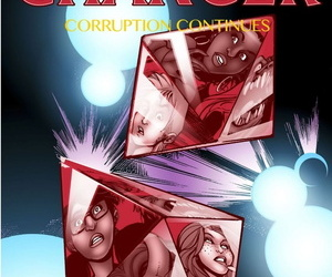 manga Game Changer – Corruption Continues 2, blowjob , milf