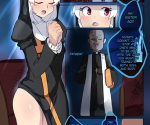 manga Lightsource- An Unholy Prayer, crossdressing  anal
