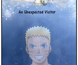 manga Tenshi – An Unexpected Visitor Naruto, cheating  sole female