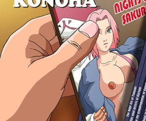 manga The Secrets of Konoha, sakura haruno , anal , western  big-breasts