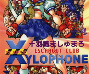 manga C50 Escargot Club Juubaori Mashumaro.., chun-li , rose , schoolgirl uniform , sex toys