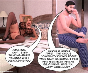 manga Mature3dcomics – A Sexy Game Of.., blowjob , big breasts  comics