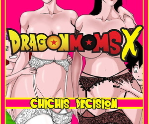 manga Oldflameshotgun- Dragon Moms X.., incest  son