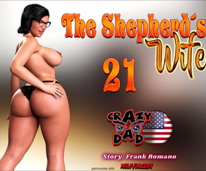 manga CrazyDad- The Shepherd's Wife 21, milf  blowjob