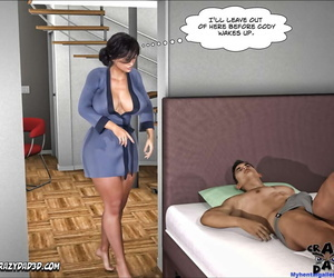 manga Mother - Desire Forbidden 3 - part 2, milf , incest  son