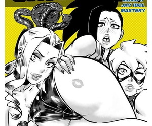 manga MIZARU-SKETCH My Booty Hero My Hero.., blowjob , anal  oni